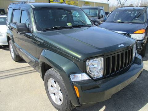 2010 Jeep Liberty for sale at FPAA in Fredericksburg VA