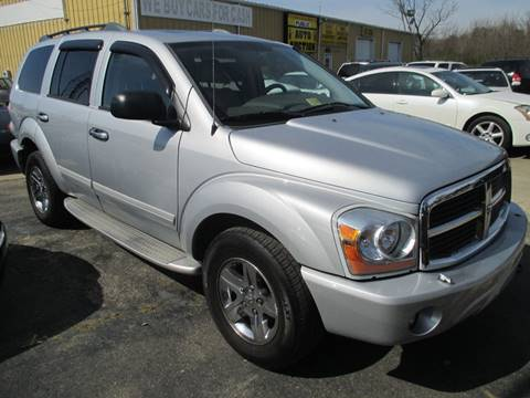 2005 Dodge Durango for sale at FPAA in Fredericksburg VA