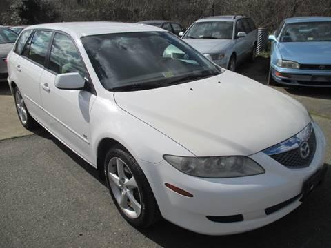 2004 Mazda MAZDA6 for sale in Fredericksburg, VA