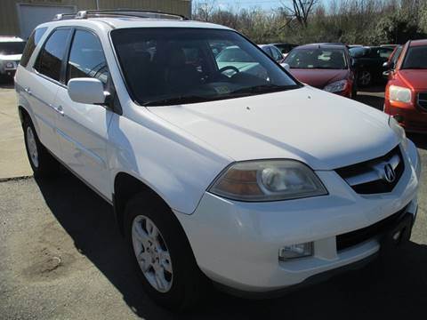 2005 Acura MDX for sale at FPAA in Fredericksburg VA