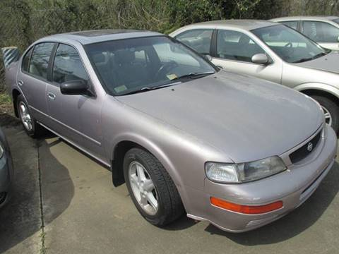 1996 Nissan Maxima for sale in Fredericksburg, VA