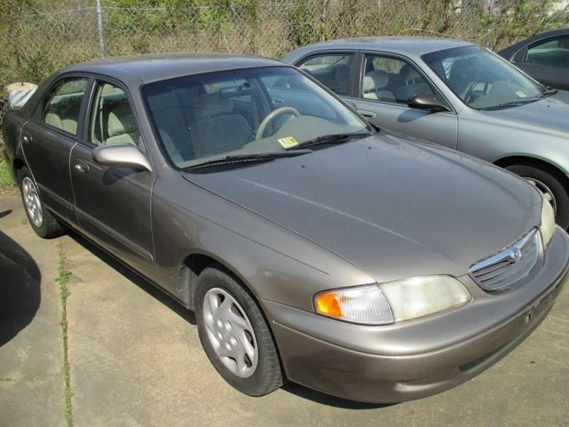 1999 Mazda 626 For Sale At Fredericksburg Public Auto Auction In  Fredericksburg VA
