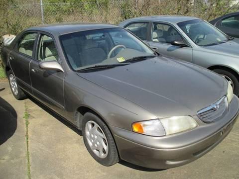 1999 Mazda 626 for sale at FPAA in Fredericksburg VA