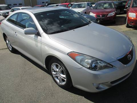 2004 Toyota Camry Solara for sale at FPAA in Fredericksburg VA