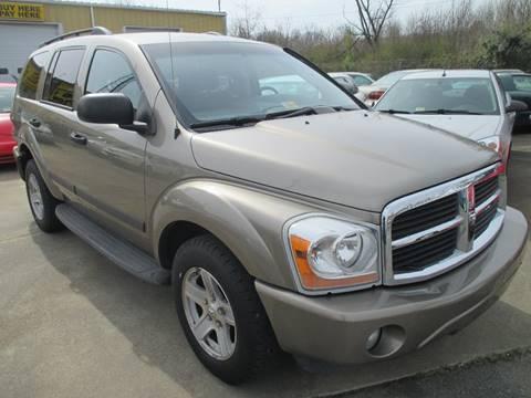 2006 Dodge Durango for sale at FPAA in Fredericksburg VA