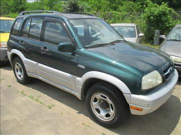 1999 Suzuki Grand Vitara For Sale In Fredericksburg VA