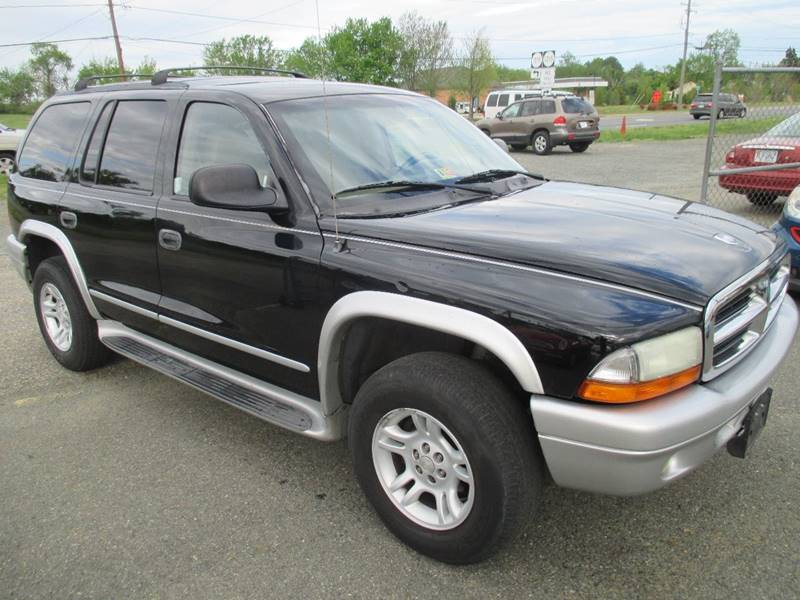 Fredericksburg Auto Auction >> 2003 Dodge Durango SLT Plus In Fredericksburg, VA