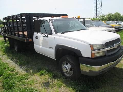 2003 Chevrolet Silverado 3500HD for sale at FPAA in Fredericksburg VA