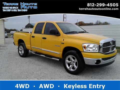 dodge ram pickup 1500 for sale in terre haute in. Black Bedroom Furniture Sets. Home Design Ideas