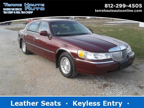 Lincoln Town Car For Sale In Indiana Carsforsale Com