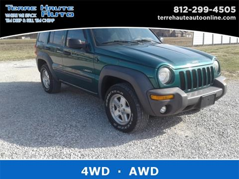 2004 Jeep Liberty for sale in Terre Haute, IN