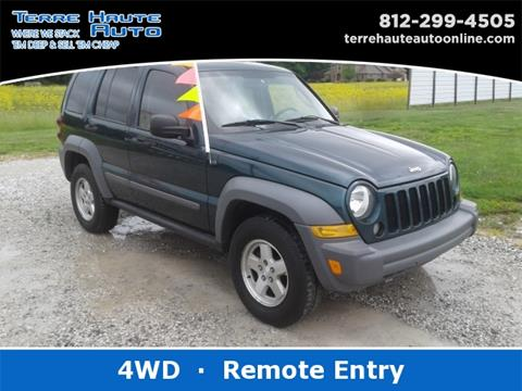 2005 Jeep Liberty for sale in Terre Haute, IN