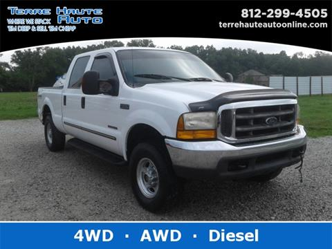 1999 Ford F-250 Super Duty for sale in Terre Haute, IN