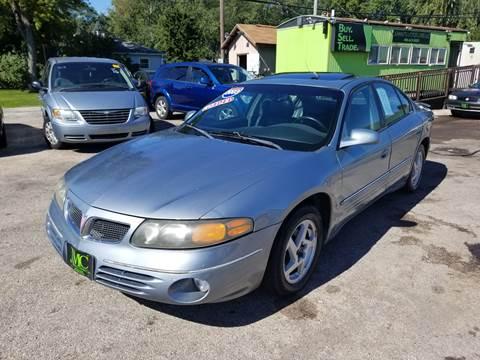 2003 Pontiac Bonneville for sale in Toledo, OH