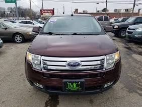 2009 Ford Edge Limited for sale at Johnny's Motor Cars in Toledo OH