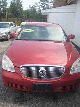 2007 Buick Lucerne for sale in Ladson, SC