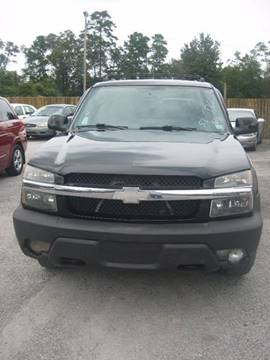 2004 Chevrolet Avalanche for sale in Ladson, SC
