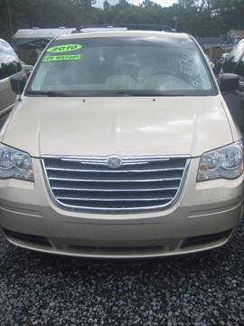 2010 Chrysler Town and Country for sale in Ladson, SC