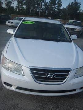 2009 Hyundai Sonata for sale in Ladson, SC