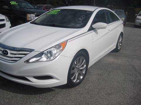 2013 Hyundai Sonata for sale in Ladson, SC