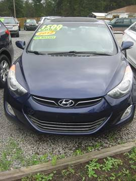 2012 Hyundai Elantra for sale in Ladson, SC