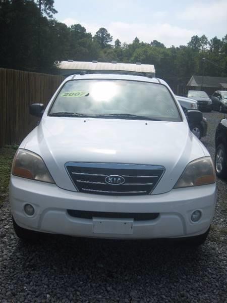 2007 Kia Sorento LX 4dr SUV   Ladson SC