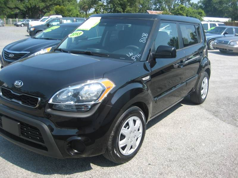 Kia Soul 2013 Base 4dr Wagon 6A