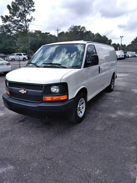 2010 Chevrolet Express Cargo 1500 3dr Cargo Van In Ladson Sc James