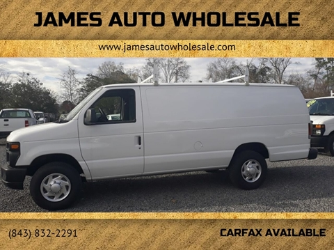 9ba1ade38b Used Ford E-Series Cargo For Sale in South Carolina - Carsforsale.com®