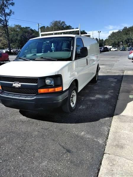 Chevrolet Express Cargo 2007 3500 3dr Cargo Van