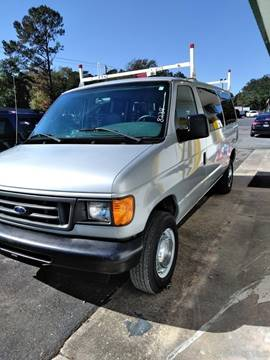 2004 Ford E-Series Wagon for sale in Ladson, SC