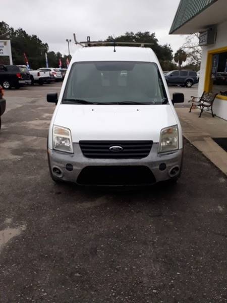 Ford Transit Connect 2012 Cargo Van XL 4dr Mini w/Side and Rear Glass