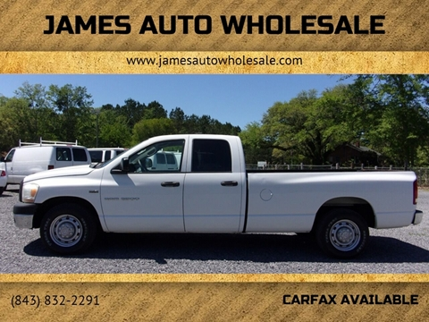 2006 Dodge Ram Pickup 2500 for sale in Ladson, SC