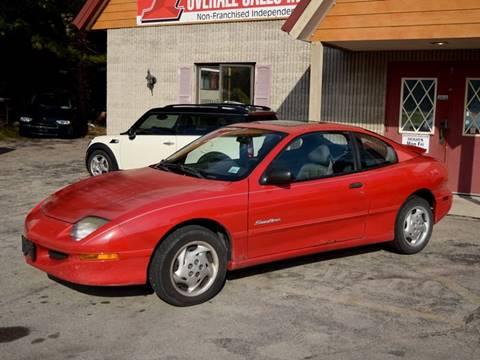 1999 Pontiac Sunfire