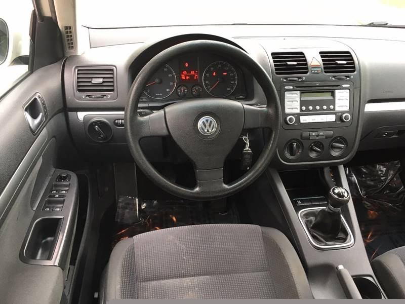 2008 Volkswagen Jetta S 4dr Sedan 5M - Griswold CT