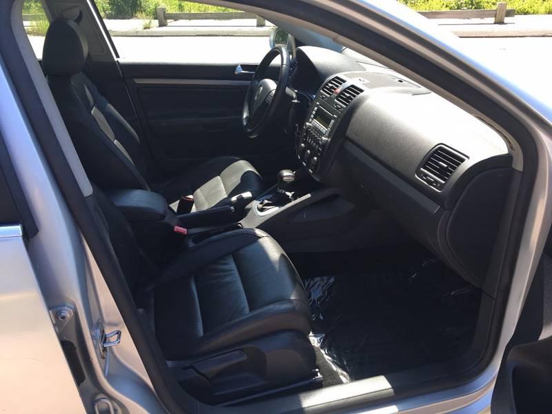 2007 Volkswagen Jetta 2.5 PZEV 4dr Sedan (2.5L I5 6A) - Griswold CT