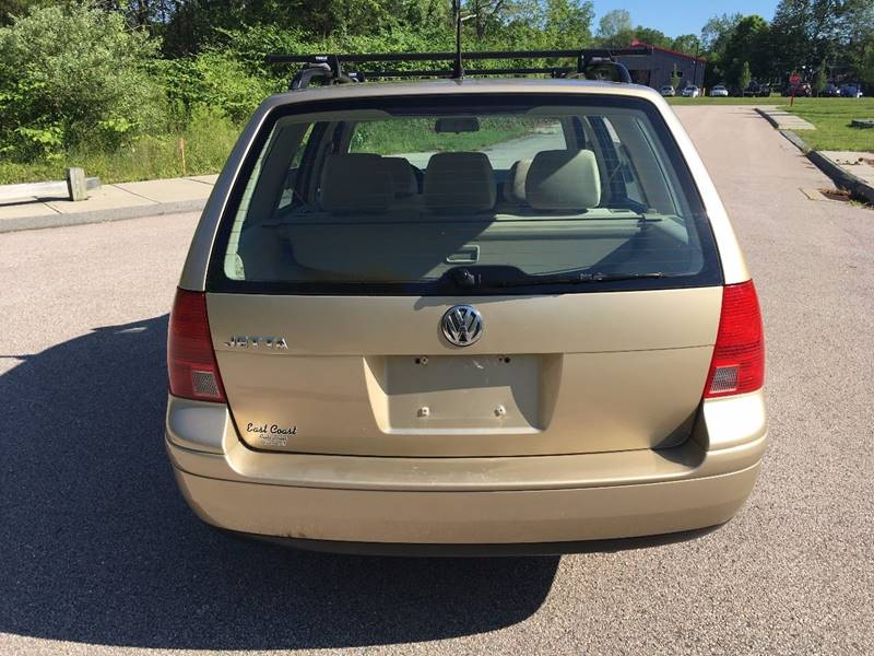 2002 Volkswagen Jetta GLS 4dr Wagon - Griswold CT