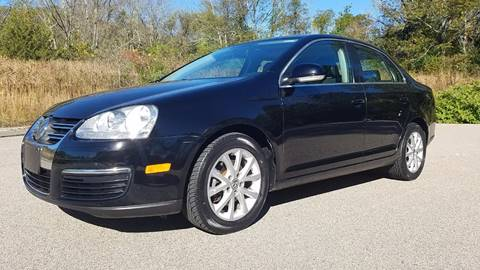 2010 Volkswagen Jetta for sale in Griswold, CT
