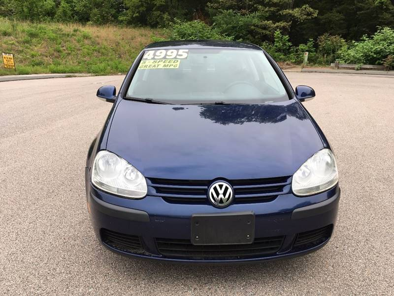 2007 Volkswagen Rabbit 2dr Hatchback (2.5L I5 5M) - Griswold CT