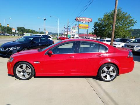 2009 Pontiac G8 for sale in Gadsden, AL