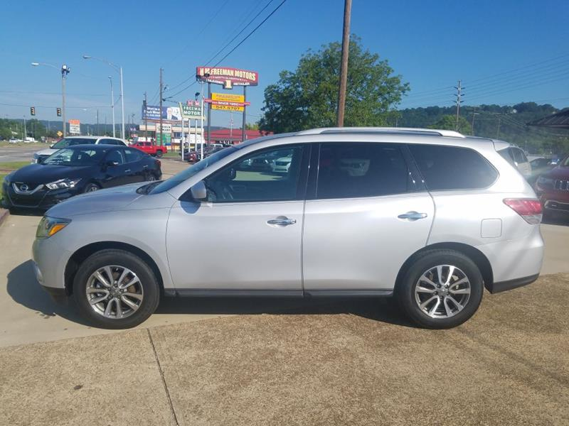 2013 Nissan Pathfinder For Sale At H M Freeman Motors In Gadsden AL