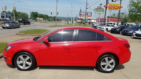 2015 Chevrolet Cruze for sale in Gadsden, AL