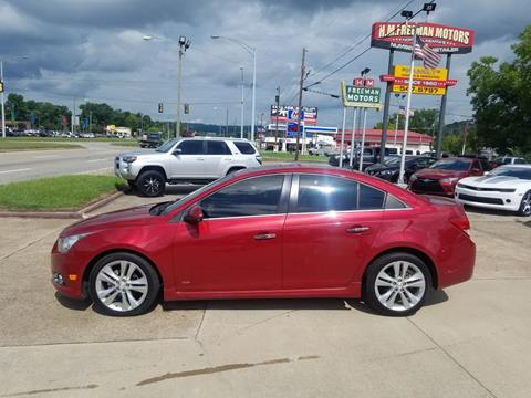 2014 Chevrolet Cruze for sale in Gadsden, AL