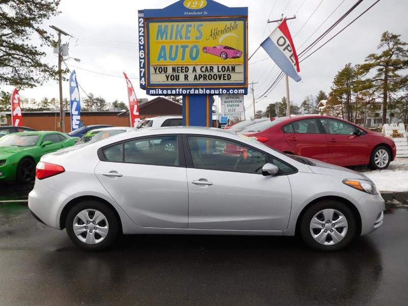 Mike\'s Affordable Auto - Used Cars - Concord NH Dealer