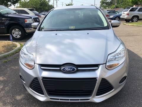 2013 Ford Focus for sale at Advantage Motors in Newport News VA