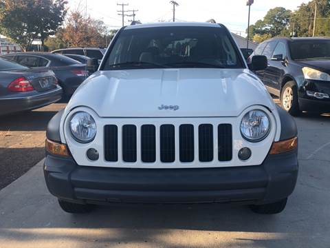 2005 Jeep Liberty for sale in Newport News, VA