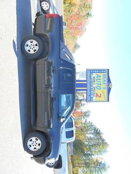 2010 Chevrolet Avalanche for sale in Chichester, NH