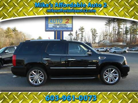 Cadillac for sale in chichester nh for Affordable motors lebanon in