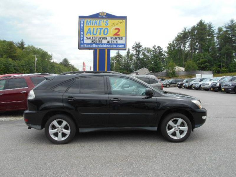 2007 Lexus RX 350 AWD 4dr SUV   Chichester NH