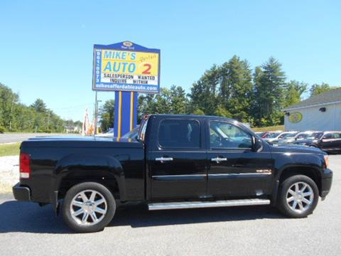 2010 GMC Sierra 1500 for sale in Chichester, NH